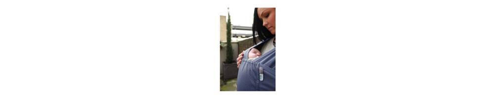 Portabebés desde el nacimiento para bebés recién nacidos. Baby Tarta.