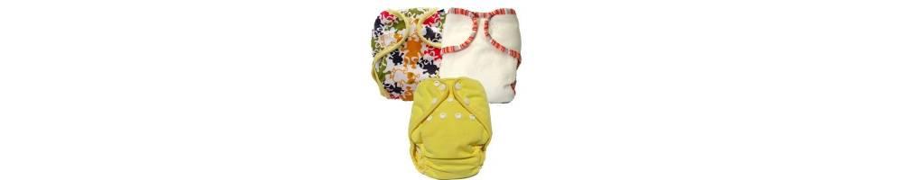 Compra pañales de tela lavables online y ahorra dinero. Baby Tarta.