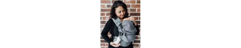 Compra online mochilas evolutivas y portabebés en Baby Tarta.